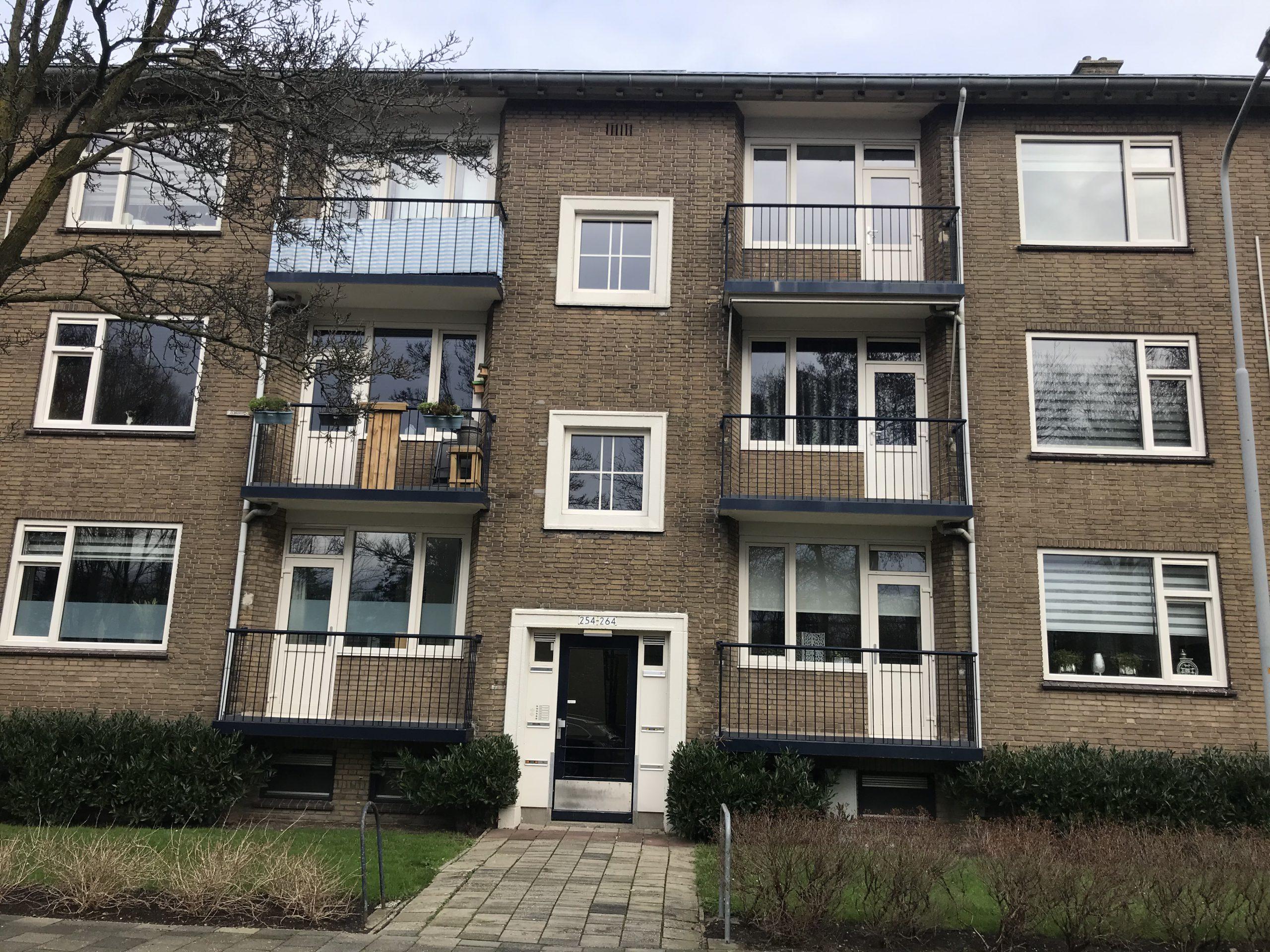 4 kamer appartement te koop Voorburg