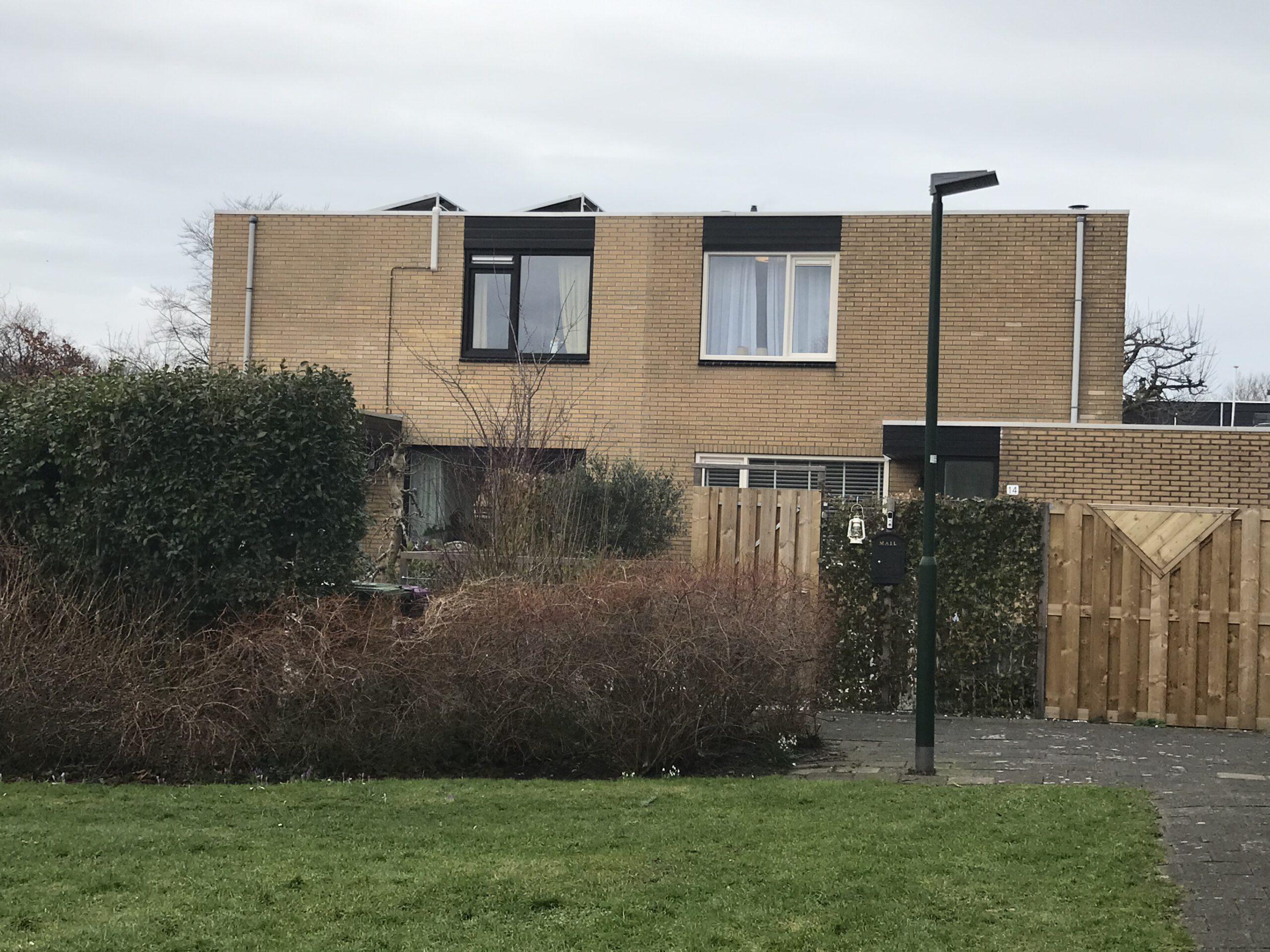 Kwadrant woning in Voorburg te koop