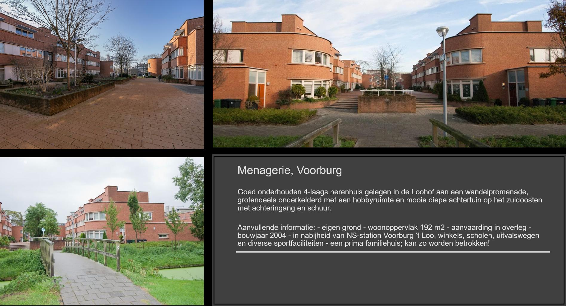 Te koop in Voorburg moderne tussenwoning