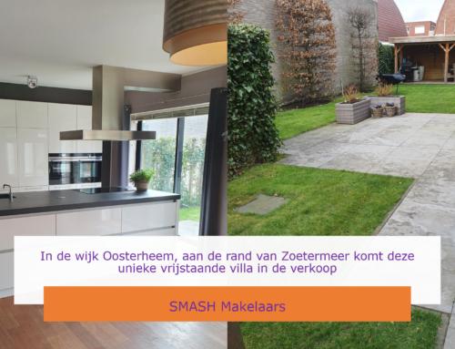Binnenkort Villa te koop in Zoetermeer