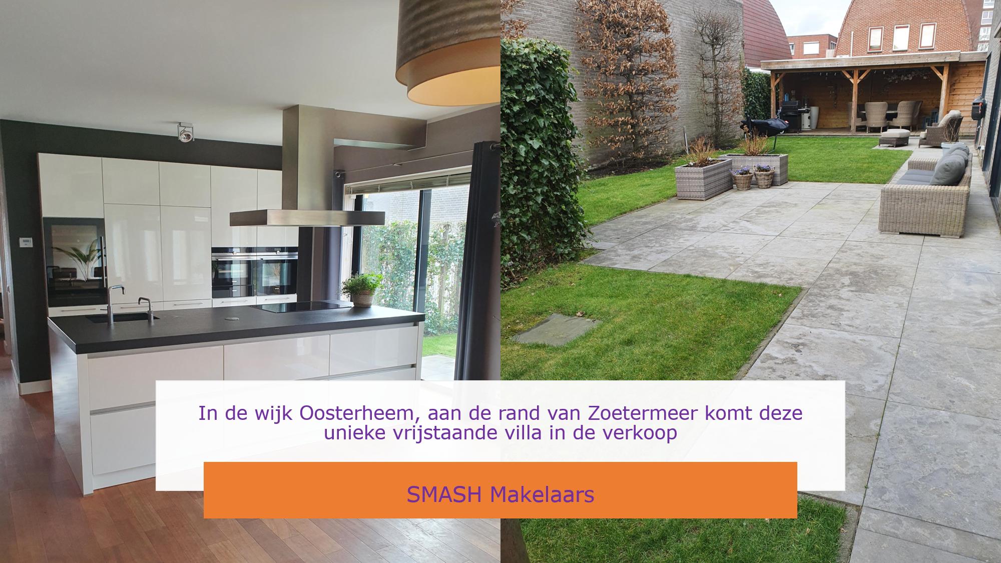Villa te koop in Zoetermeer